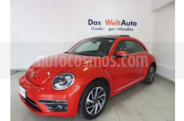 Foto venta Auto usado Volkswagen Beetle Sound (2018) color Naranja precio $298,886