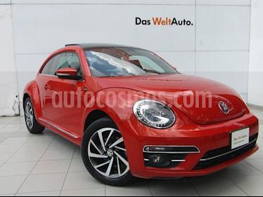 Volkswagen Beetle Sound usado (2018) color Naranja precio $289,000
