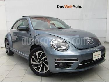 Volkswagen Beetle Sound usado (2018) color Azul Metalizado precio $319,000