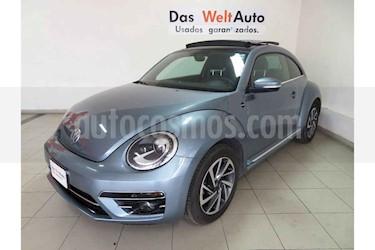 Foto Volkswagen Beetle Sound usado (2018) color Azul precio $298,886