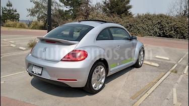 Foto venta Auto usado Volkswagen Beetle Sport Paq. Base (2013) color Plata Reflex precio $155,000
