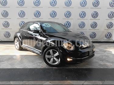 Volkswagen Beetle Sport Paq. Base usado (2015) color Negro precio $219,000