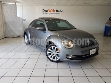 Foto venta Auto usado Volkswagen Beetle Sport Tiptronic (2013) color Gris Platino precio $169,900