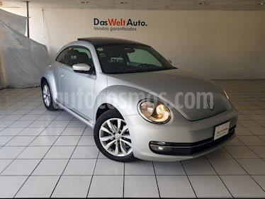 Foto venta Auto Seminuevo Volkswagen Beetle Sport Tiptronic (2014) color Plata Reflex precio $204,900