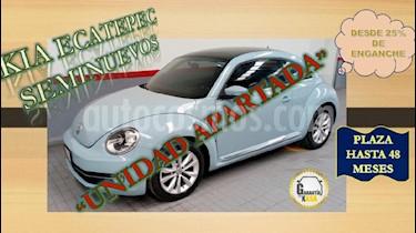 Foto venta Auto Seminuevo Volkswagen Beetle Sport Tiptronic (2014) color Azul precio $199,000