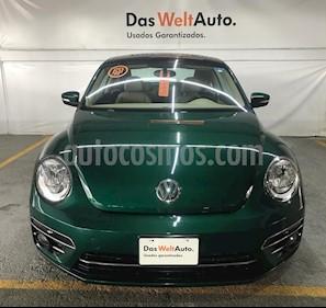 Foto venta Auto Seminuevo Volkswagen Beetle Sport Tiptronic (2017) color Verde