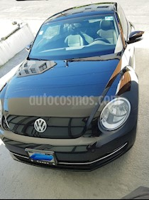Volkswagen Beetle Sport Tiptronic usado (2015) color Gris Platino precio $220,000