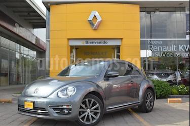 foto Volkswagen Beetle Sport Tiptronic usado (2017) color Gris Platino precio $278,000