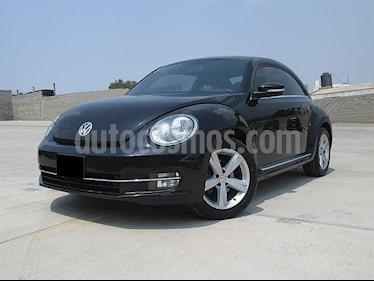 Foto venta Auto usado Volkswagen Beetle Sport Tiptronic (2016) color Negro Profundo precio $228,000