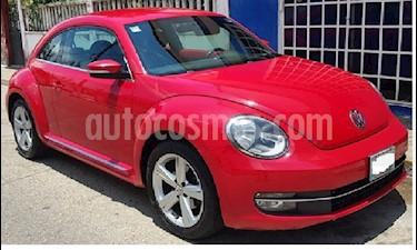 Foto venta Auto usado Volkswagen Beetle Sport Tiptronic (2015) color Rojo Tornado precio $168,400