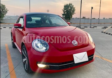Volkswagen Beetle Sport Tiptronic usado (2014) color Rojo Tornado precio $188,000