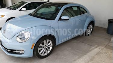 Volkswagen Beetle Sport Tiptronic usado (2013) color Azul Denim precio $210,000