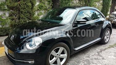 Volkswagen Beetle Sport Tiptronic usado (2015) color Negro Profundo precio $198,000