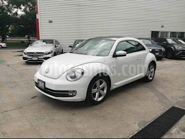 Foto Volkswagen Beetle Sport Tiptronic usado (2015) color Blanco precio $205,000