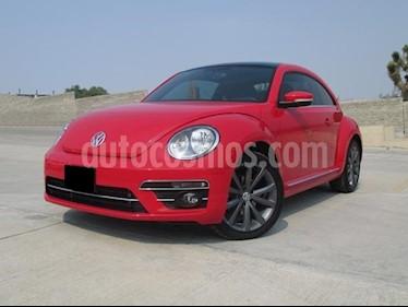 Foto venta Auto usado Volkswagen Beetle Sport Tiptronic (2017) color Rojo Tornado precio $263,000