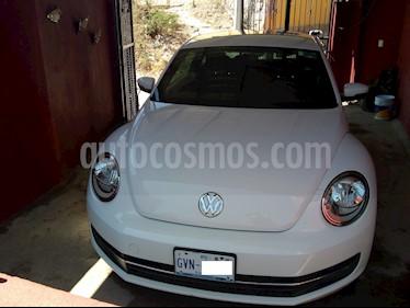 Foto Volkswagen Beetle Sport usado (2015) color Blanco precio $190,000