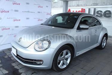 Foto venta Auto usado Volkswagen Beetle Sport (2015) color Plata precio $190,000