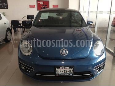Foto venta Auto Seminuevo Volkswagen Beetle Sport (2017) color Azul precio $288,000