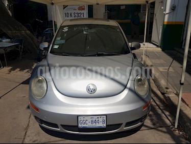 Volkswagen Beetle Sport usado (2008) color Plata Reflex precio $77,000
