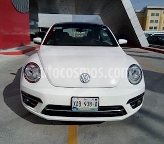 Foto Volkswagen Beetle Sport usado (2017) color Blanco precio $260,000