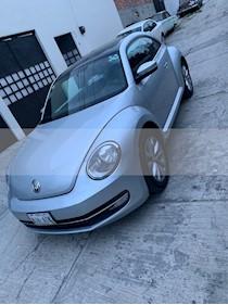 Volkswagen Beetle Sport usado (2014) color Gris precio $148,900