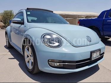 Foto venta Auto usado Volkswagen Beetle Sport (2015) color Azul Denim precio $208,000