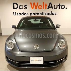 foto Volkswagen Beetle Sport usado (2018) color Gris precio $168,000