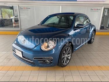 Volkswagen Beetle Sportline Tiptronic usado (2017) color Azul Metalizado precio $274,900