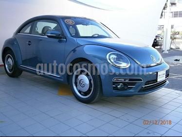 Foto venta Auto Seminuevo Volkswagen Beetle Sportline Tiptronic (2018) color Verde precio $364,000