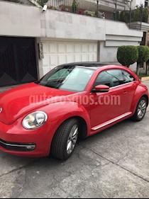 Volkswagen Beetle Sportline Tiptronic usado (2014) color Rojo precio $179,999