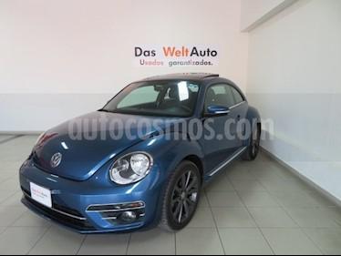 Foto venta Auto usado Volkswagen Beetle Sportline Tiptronic (2017) color Azul Metalizado precio $289,471
