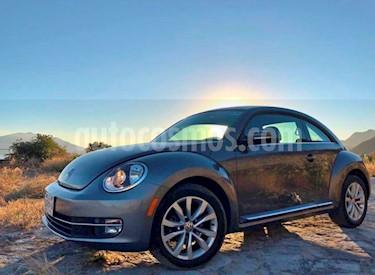 Volkswagen Beetle Sportline Tiptronic usado (2013) color Plata Reflex precio $198,000
