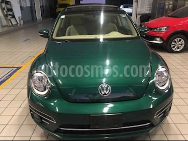 Volkswagen Beetle Sportline Tiptronic usado (2017) color Verde precio $290,000