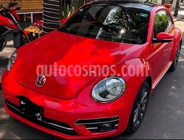 Volkswagen Beetle Sportline Tiptronic usado (2018) color Rojo precio $275,000