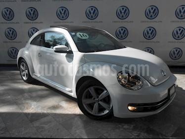 Foto Volkswagen Beetle Sportline usado (2016) color Blanco precio $224,000
