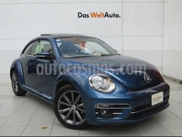Foto Volkswagen Beetle Sportline usado (2018) color Azul Metalizado precio $289,000
