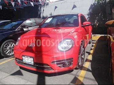 Foto venta Auto Seminuevo Volkswagen Beetle Sportline (2017) color Rojo precio $280,000