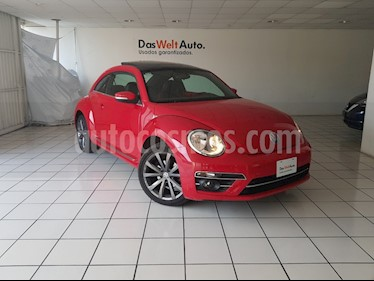 Foto venta Auto usado Volkswagen Beetle Sportline (2017) color Rojo precio $264,900