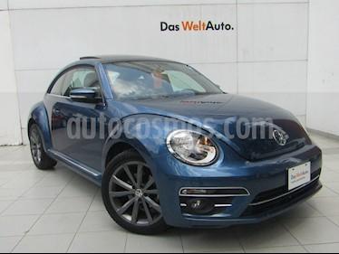 Foto venta Auto Seminuevo Volkswagen Beetle Sportline (2017) color Azul Metalizado precio $279,000