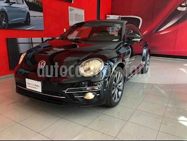 Volkswagen Beetle Sportline usado (2018) color Negro precio $285,000