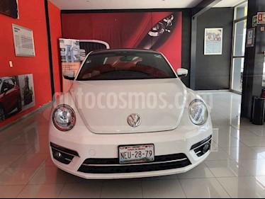 Foto venta Auto usado Volkswagen Beetle Sportline (2017) color Blanco precio $230,000