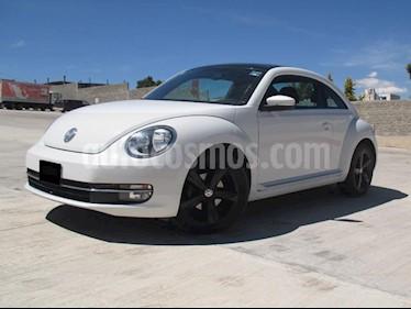 Foto venta Auto usado Volkswagen Beetle Sportline (2016) color Blanco precio $209,000