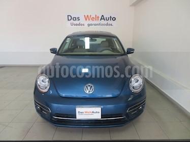 Foto venta Auto usado Volkswagen Beetle Sportline (2017) color Azul Metalizado precio $280,242