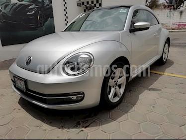 Foto venta Auto usado Volkswagen Beetle Sportline (2016) color Plata precio $220,000
