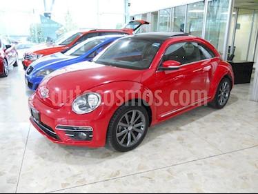 Foto venta Auto Seminuevo Volkswagen Beetle Sportline (2017) color Rojo precio $285,000
