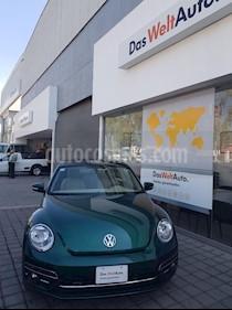 Foto venta Auto Seminuevo Volkswagen Beetle Sportline (2017) color Verde precio $318,000