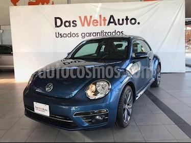 Foto venta Auto usado Volkswagen Beetle Sportline (2017) color Azul Metalizado precio $310,000