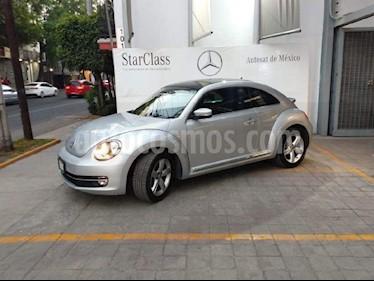Foto venta Auto Seminuevo Volkswagen Beetle Sportline (2016) color Gris precio $210,000