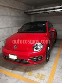 Volkswagen Beetle Sportline usado (2017) color Rojo precio $265,000