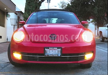 Volkswagen Beetle Sportline usado (2016) color Rojo precio $245,000